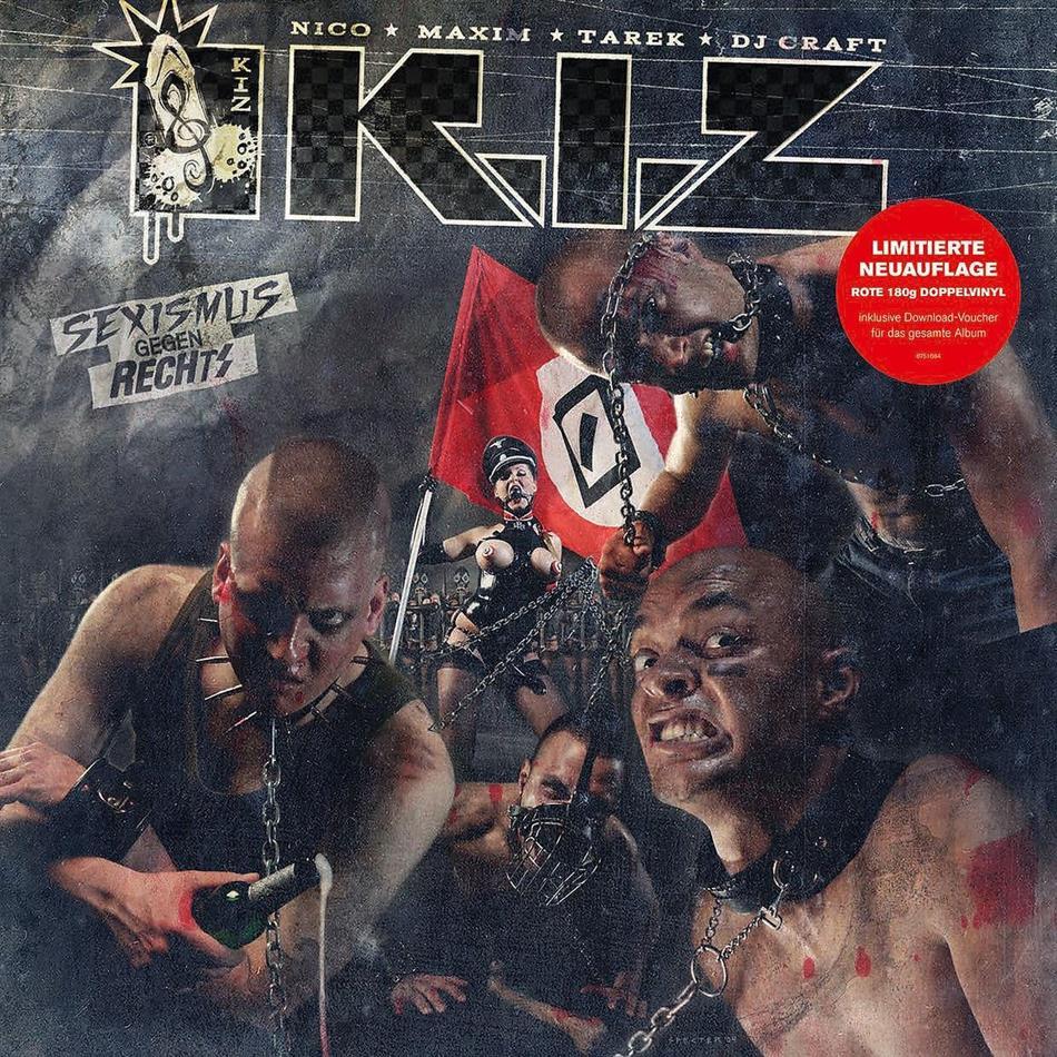 K.I.Z. - Sexismus Gegen Rechts (2018 Reissue, 2 LPs)