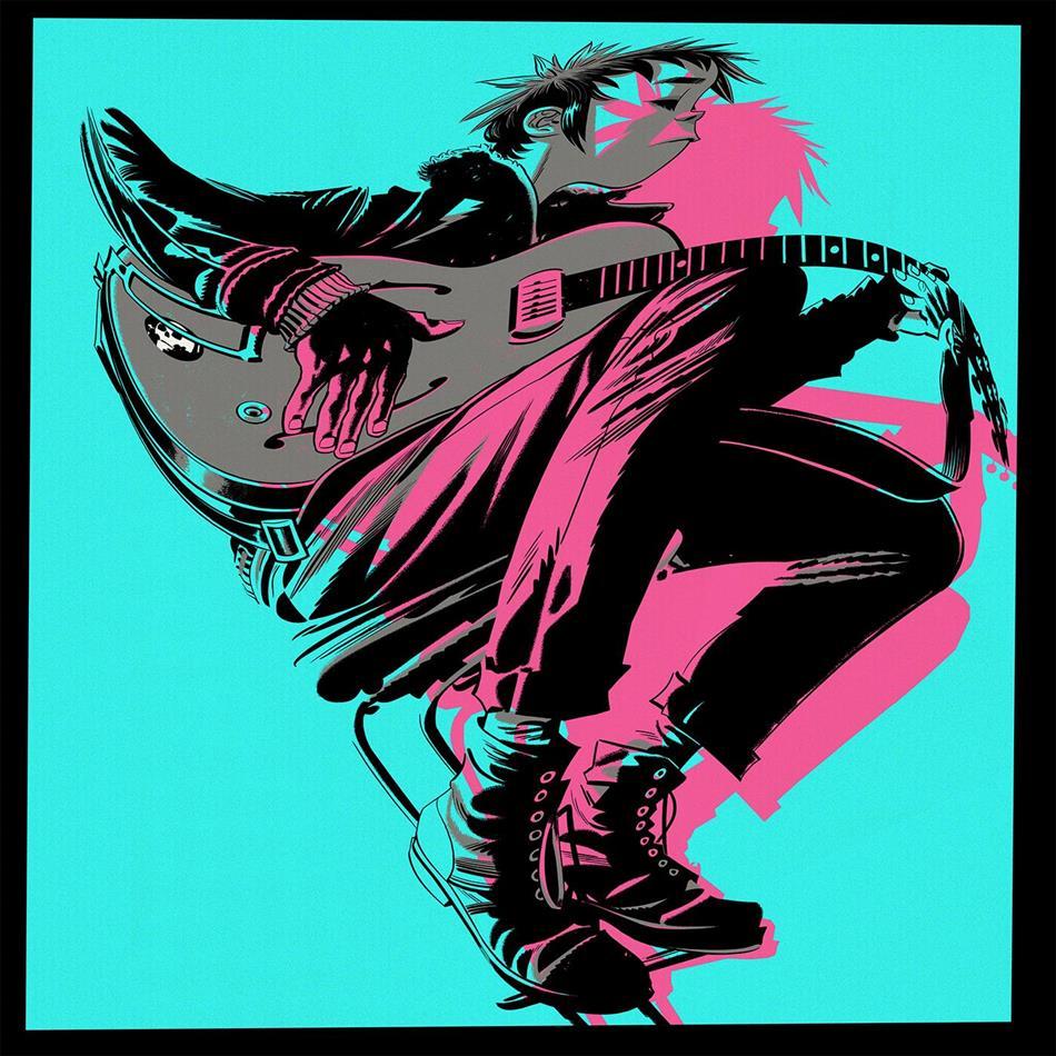 Gorillaz - The NowNow