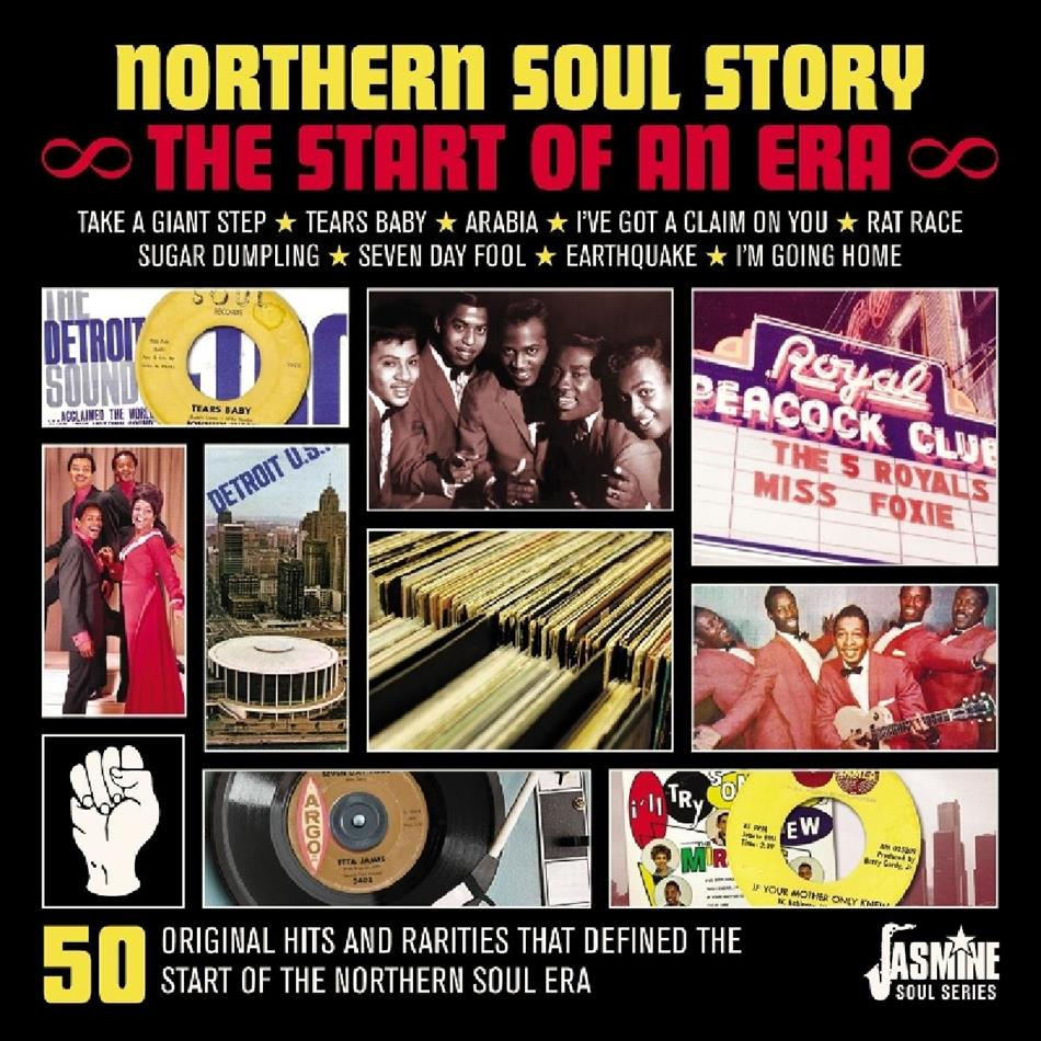 Northern Soul Story - The Start Of An Era (2 CDs)