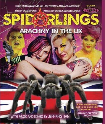 Spidarlings - Arachny in the UK (2016)