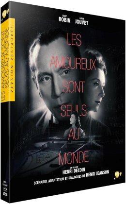 Les amoureux sont seuls au monde (1948) (Collection Version restaurée par Pathé, s/w, Blu-ray + DVD)