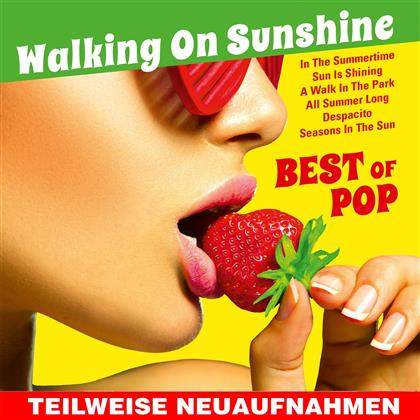 Walking On Sunshine - Best Of Pop (2 CDs)