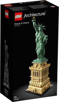 LEGO© 21042 Architecture - Freiheitsstatue