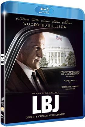 LBJ - L.B. Johnson, après Kennedy (2016)