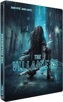 The Villainess (2017) (Limited Edition, Steelbook, Blu-ray + DVD)