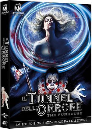 Il tunnel dell'orrore (1981) (Edizione Limitata, 3 DVD)