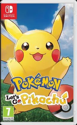 Pokémon - Let's Go, Pikachu!
