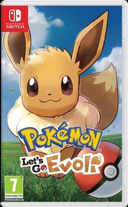 Pokémon - Let's Go, Evoli!