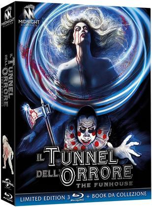 Il tunnel dell'orrore (1981) (Edizione Limitata, 3 Blu-ray)