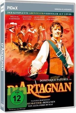D'Artagnan (1969) (2 DVDs)