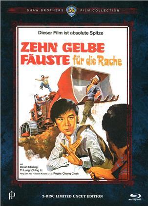 Zehn gelbe Fäuste für die Rache (1972) (Blu-ray + DVD)