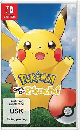 Pokémon - Let's Go, Pikachu! (German Edition)