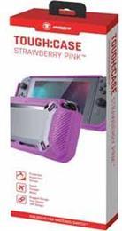 snakebyte Nintendo Switch Tough Case - strawberry pink