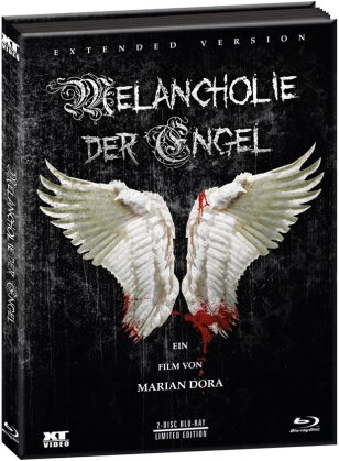 Melancholie der Engel (2009) (Wattiert, Extended Edition, Limited Edition, Mediabook, Blu-ray + DVD)