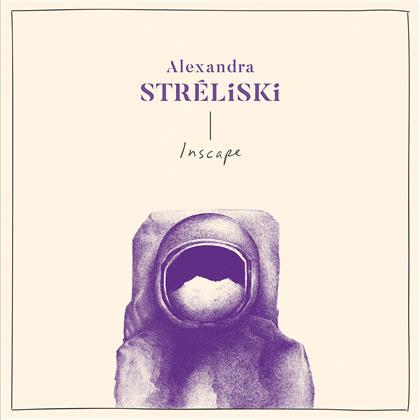 """Alexandra Stréliski - Inscape (Deluxe Limited Edition, Milky Clear Vinyl, 12"""" Maxi)"""