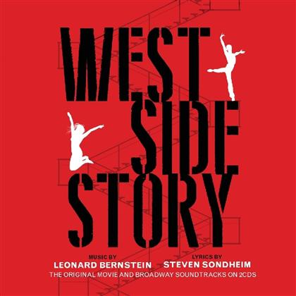 Leonard Bernstein (1918-1990) - West Side Story - OST - Original Movie And Broadway Soundtracks (Not Now Music, 2 CDs)