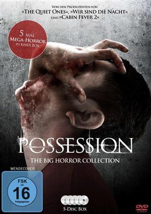 Possession Box - The Big Horror Collection (5 DVDs)