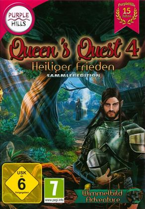 Queens Quest 4 - Heiliger Frieden