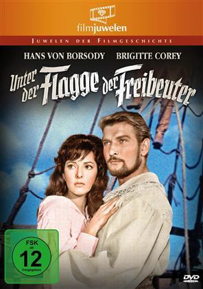 Unter der Flagge der Freibeuter (1961) (Filmjuwelen)