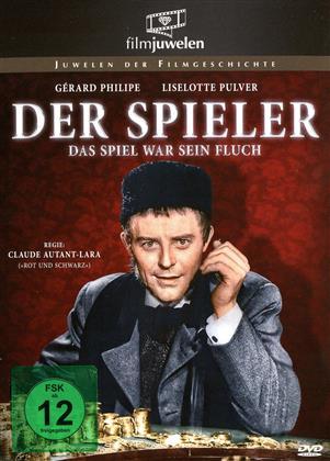 Der Spieler - Das Spiel war sein Fluch (1958) (Filmjuwelen)