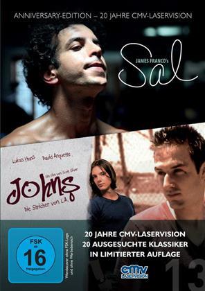 James Franco's SAL / Johns - Die Stricher von L.A. (Anniversary Edition, Limited Edition, 2 DVDs)