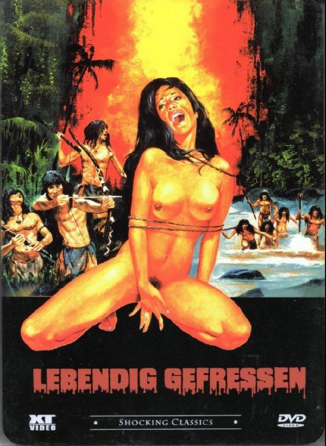 Lebendig gefressen (1980) (Tin Box, Shocking Classics, Uncut)