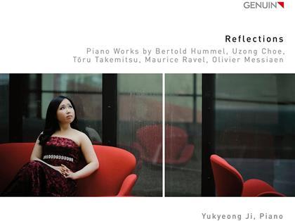 Yukyeong Ji - Reflections (Digipack)