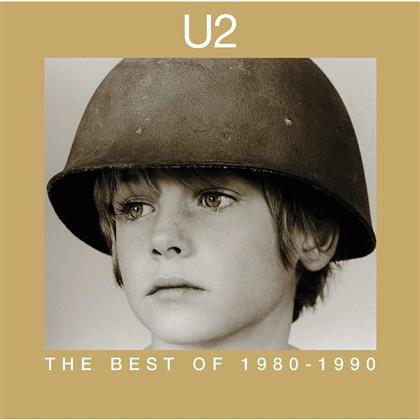 U2 - Best Of 1980-1990 (2018 Reissue, 2 LPs)
