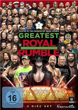 WWE: Greatest Royal Rumble (2 DVDs)