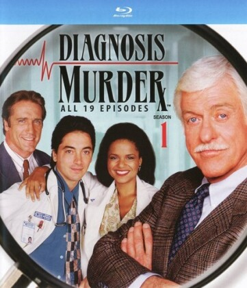 Diagnosis Murder - Season 1 (3 Blu-rays)