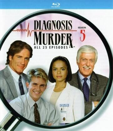 Diagnosis Murder - Season 5 (4 Blu-ray)