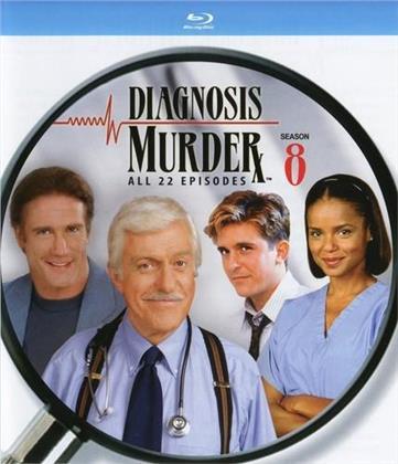 Diagnosis Murder - Season 8 (4 Blu-ray)