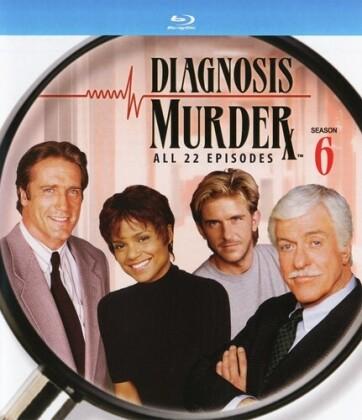 Diagnosis Murder - Season 6 (3 Blu-ray)