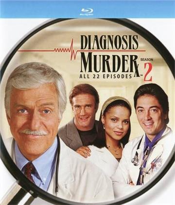 Diagnosis Murder - Season 2 (3 Blu-ray)