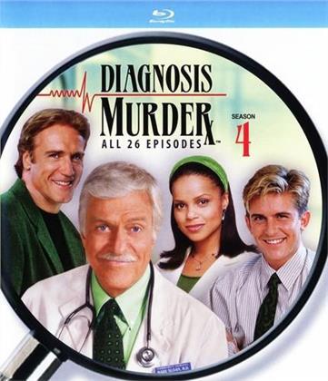 Diagnosis Murder - Season 4 (4 Blu-ray)
