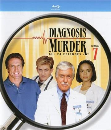 Diagnosis Murder - Season 7 (3 Blu-ray)