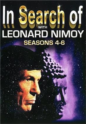 In Search Of - With Leonard Nimoy - Seasons 4-6 (6 DVDs)