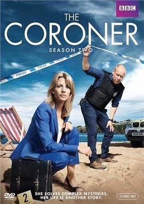 The Coroner - Season 2 (BBC, 2 DVDs)