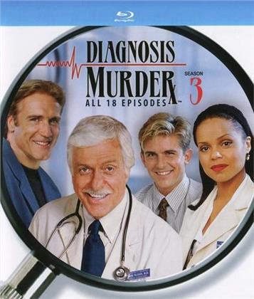 Diagnosis Murder - Season 3 (3 Blu-rays)