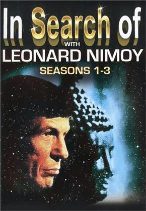 In Search Of - With Leonard Nimoy - Seasons 1-3 (6 DVDs)