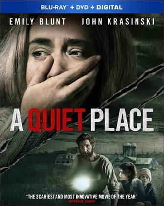 A Quiet Place (2018) (Blu-ray + DVD)