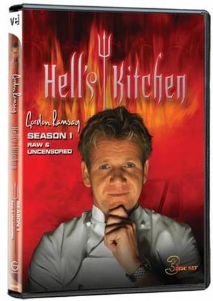 Gordon Ramsay - Hell's Kitchen - Season 1 (3 DVDs)