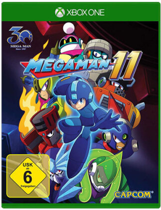Megaman 11 (German Edition)