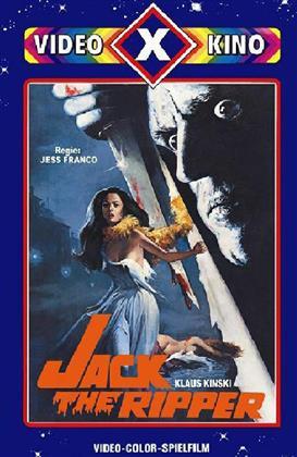 Jack the Ripper (1976) (Grosse Hartbox, Uncut)