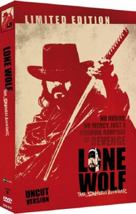 Lone Wolf - The Samurai Avenger (Cover B, Grosse Hartbox, Limited Edition, Uncut)