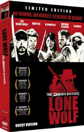 Lone Wolf - The Samurai Avenger (Cover A, Grosse Hartbox, Limited Edition, Uncut)