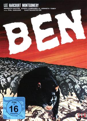 Ben (1972) (Cover A, Limited Edition, Mediabook, Uncut)