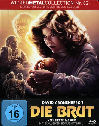 Die Brut (1979) (MetalPak, Unzensiert, Wicked Metal Collection, Collector's Edition, Limited Edition)
