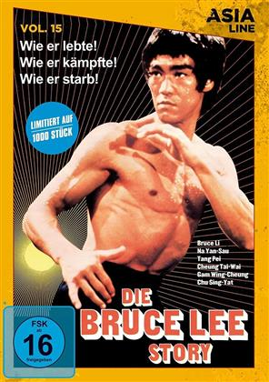 Die Bruce Lee Story (1993) (Asia Line, Limited Edition)