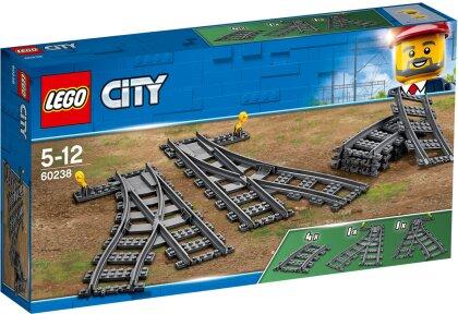 LEGO© 60238 City - Weichen